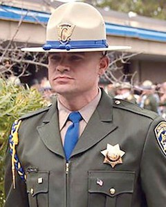 Our Thoughts and Prayers are with the CHP officer killed on Christmas Eve
